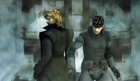 Gaming Roundup Best Feuds Metal Gear Solid