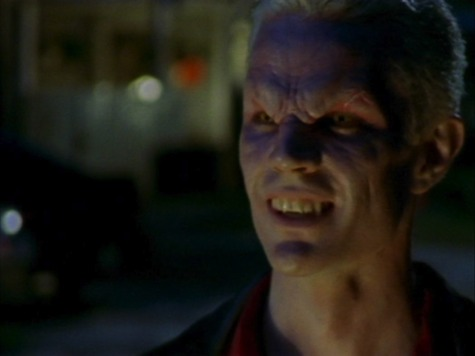 Spike in Buffy the Vampire Slayer Halloween