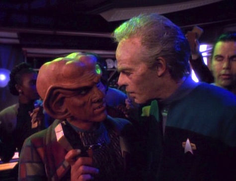 Star Trek DS9 Distant Voices