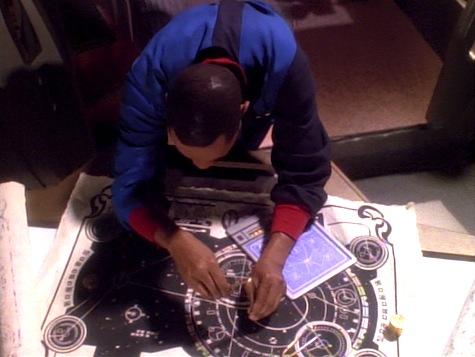 Star Trek Deep Space Nine, Explorers, Sisko