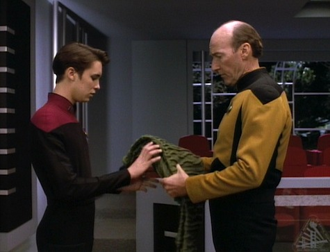 Star Trek: The Next Generation, The First Duty