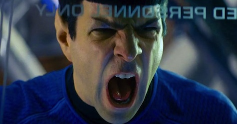 Star Trek Into Darkness spoiler review