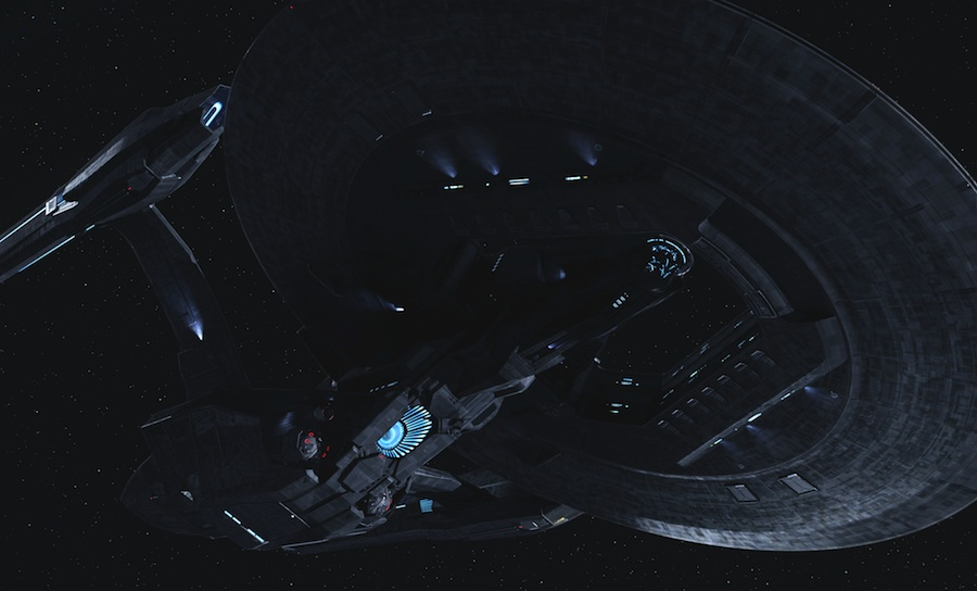 U.S.S. Vengeance form Star Trek Into Darkness