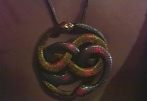 Neverending Story Auryn Necklace