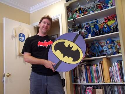 Legend of the Superheroes Chris Mason