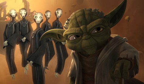 Star Wars: The Clone Wars, Yoda, Destiny