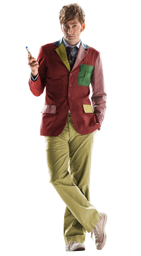 Tenth Doctor Sixth Doctor costume
