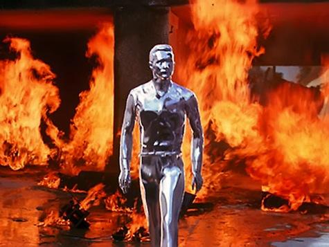 Terminator 2 Liquid Metal