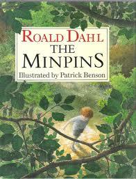 Roald Dahl Children's Books The Minpins Vicar of Nibbleswicke
