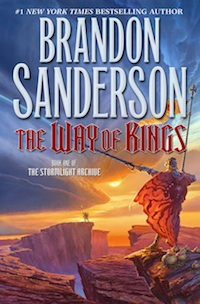 Brandon Sanderson The Way of Kings Stormlight Archive
