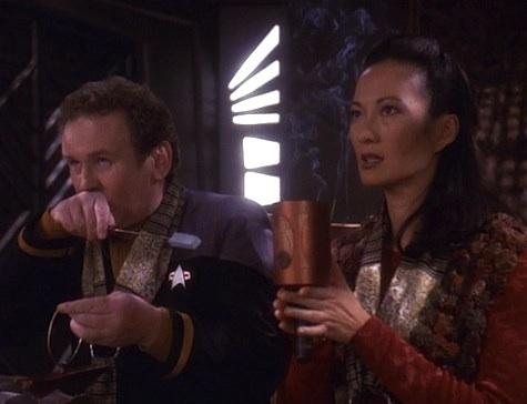 Star Trek: Deep Space Nine Rewatch on Tor.com: The Begotten