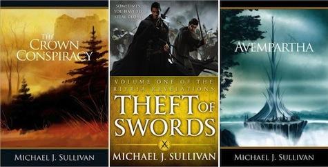 Theft of Swords Michael J Sullivan