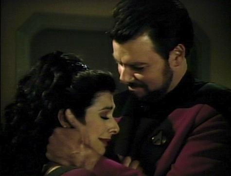 Star Trek: The Next Generation Rewatch: The Loss