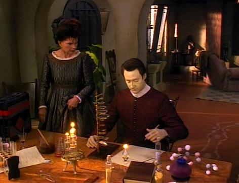 Star Trek: The Next Generation rewatch Thine Own Self