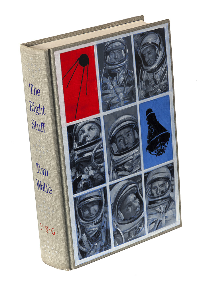 The Right Stuff Tom Wolfe Dave Palumbo