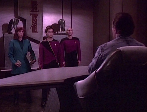 Star Trek: The Next Generation episode