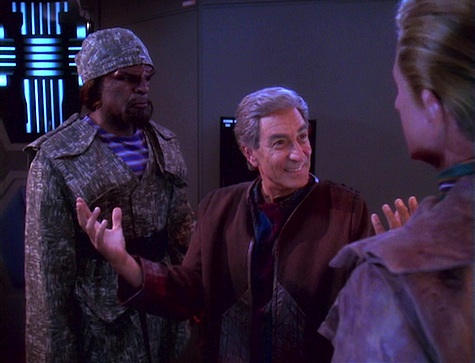 Star Trek: Deep Space Nine, Trials and Tribble-ations