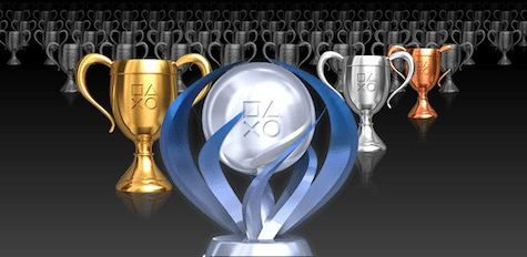 Trophies PlayStation acheivments