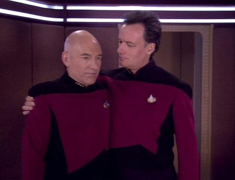 Star Trek: The Next Generation Rewatch on Tor.com: True Q