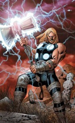 Ultimate Comics Thor #1