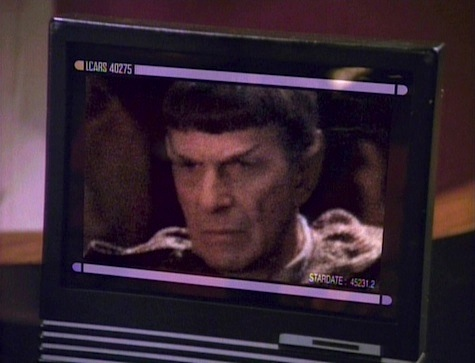 Star Trek: The Next Generation Rewatch: Unification, Part I
