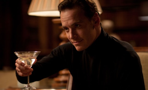 Villain Fashion, X-Men First Class, Michael Fassbender, Magneto