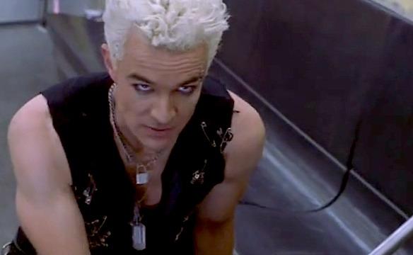 Villain Fashion, Buffy the Vampire Slayer, Spike