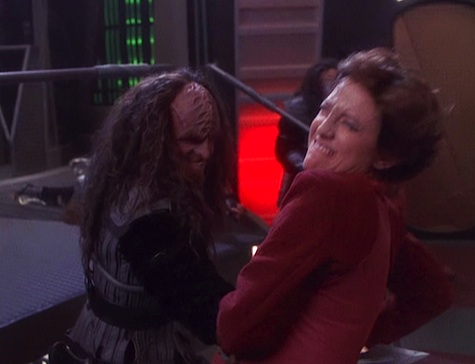 "Star Trek: Deep Space Nine Rewatch: ""The Way of the Warrior"