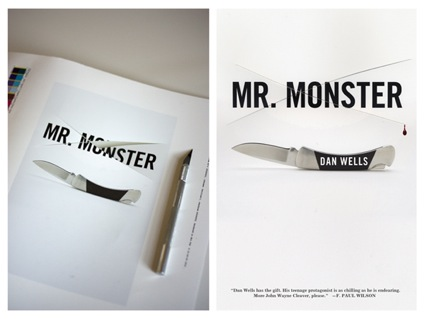 Mr. Monster cover