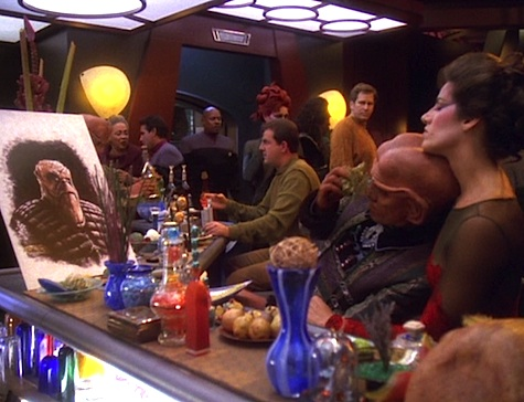 Star Trek: Deep Space Nine Rewatch on Tor.com: Who Mourns for Morn?