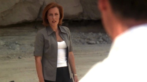 Reopening X-Files Season 8 Episode 1 2 Within Without