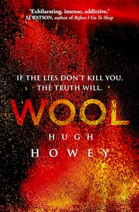 NaNoWriMo success stories Hugh Howey Wool