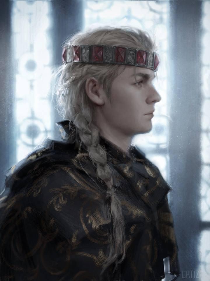 The World of Ice & Fire King Daeron