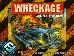 Wreckage table top game