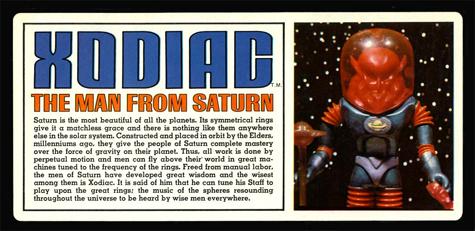 Outer Space Men Xodiac