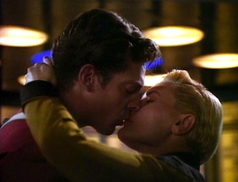 Star Trek: The Next Generation Rewatch by Keith DeCandido: Yesterday's Enterprise