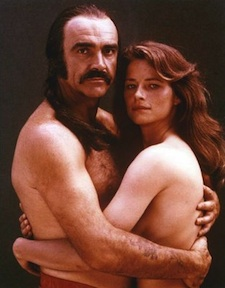 Zardoz equals hugs