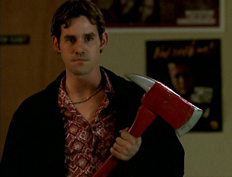 Buffy the Vampire Slayer Rewatch of The Zeppo