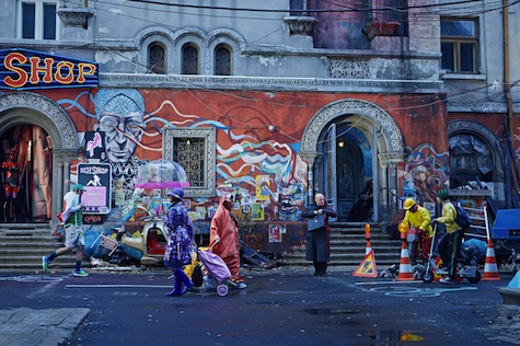 The Zero Theorem, starring Christoph Waltz, directed by Terry Gilliam
