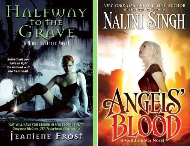 Urban fantasy recommendations