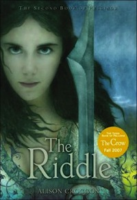The Riddle Allison Croggon