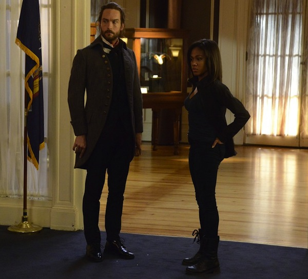 Sleepy Hollow Pittura Infamante