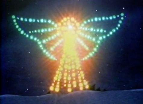Alien Laser Light Show