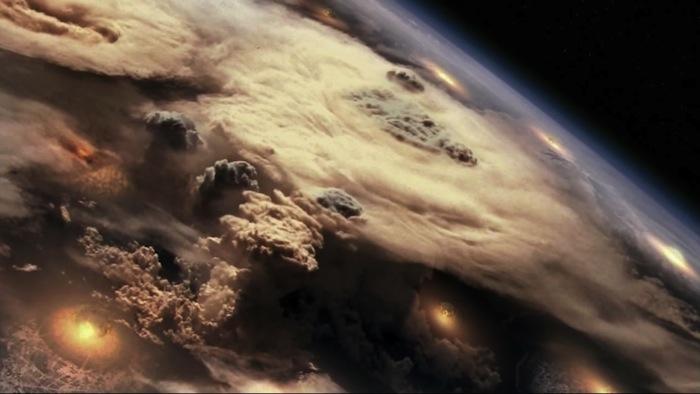 Battlestar Galactica 12 colonies destroyed