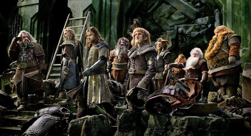 The Hobbit Battle of Five Armies