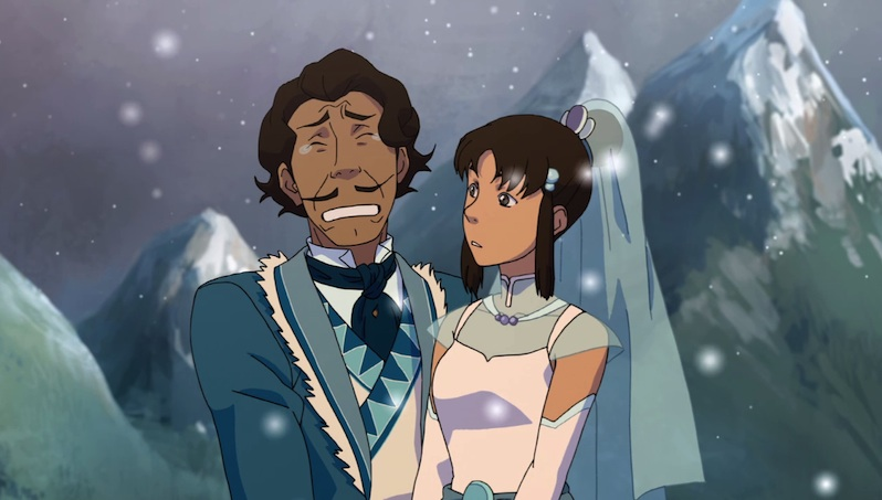 Legend of Korra finale