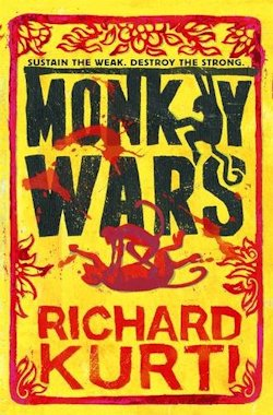 Monkey Wars Richard Kurti