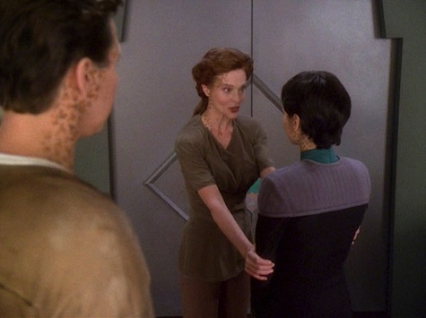 Star Trek: Deep Space Nine Rewatch on Tor.com: Prodigal Daughter