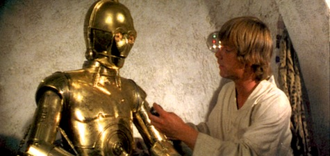 Star Wars, Luke Skywalker, C-3PO, deleted scenes, A New Hope