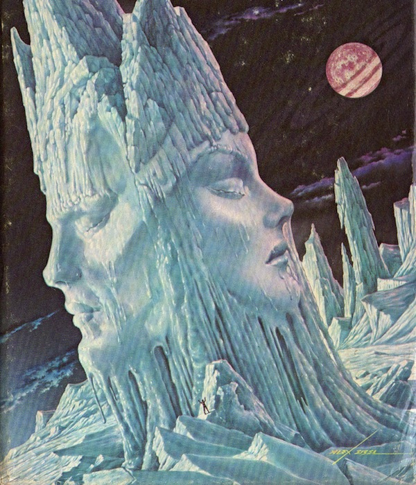 Winter The Left Hand of Darkness Ursula K. Le Guin